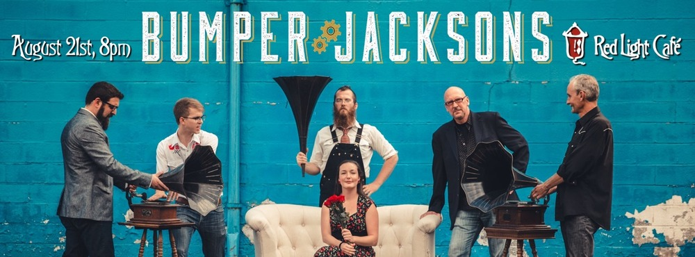 Bumper Jacksons — August 21, 2014 — Red Light Café, Atlanta, GA