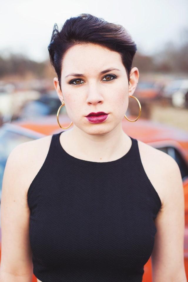 Hannah Zale — September 6, 2014 — Red Light Café, Atlanta, GA