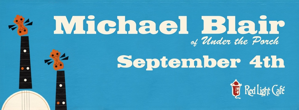 Michael Blair — September 4, 2014 — Red Light Café, Atlanta, GA