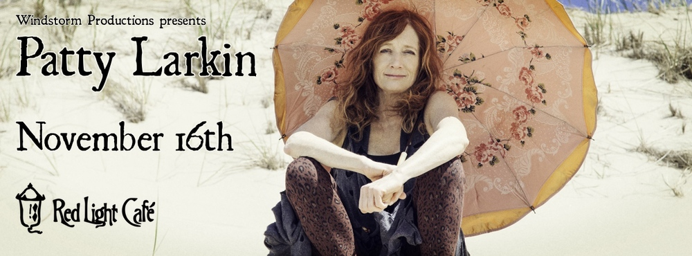 Patty Larkin — November 16, 2014 — Red Light Café, Atlanta, GA