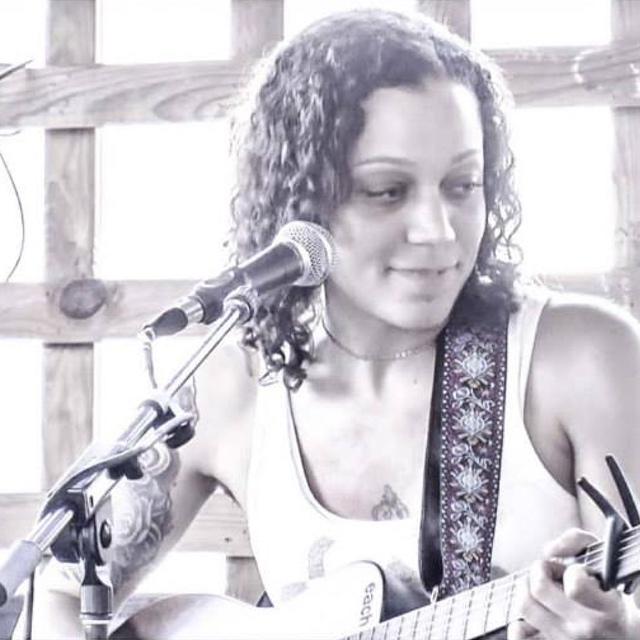 Leslie Michelle Steele— September 19, 2014 — Red Light Café, Atlanta, GA