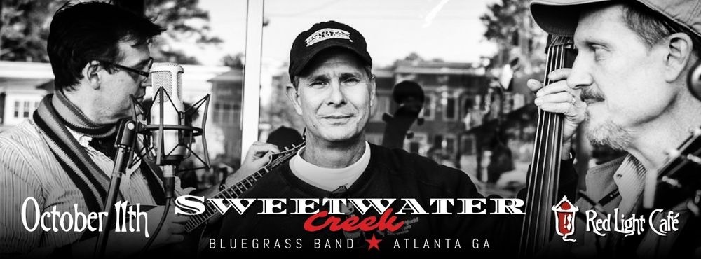 Sweetwater Creek Bluegrass Band — October 11, 2014 — Red Light Café, Atlanta, GA