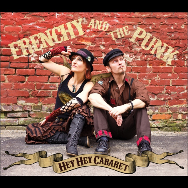 Frenchy and the Punk — November 14, 2014 — Red Light Café, Atlanta, GA