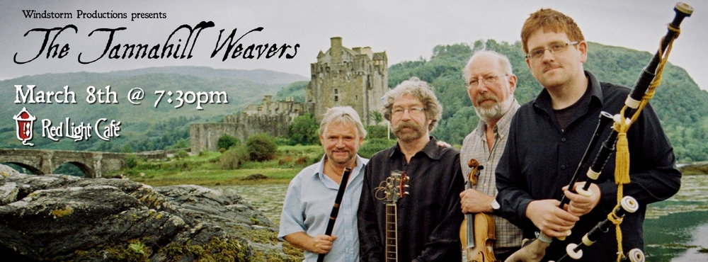 The Tannahill Weavers — March 8, 2015 — Red Light Café, Atlanta, GA