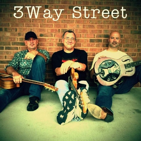 3 Way Street — January 24, 2015 — Red Light Café, Atlanta, GA