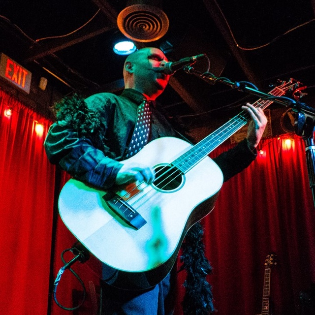 Dom Jalapeno — January 2, 2015 — Red Light Café, Atlanta, GA