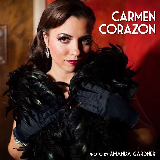 Carmen Corazon — January 25, 2015 — Red Light Café, Atlanta, GA