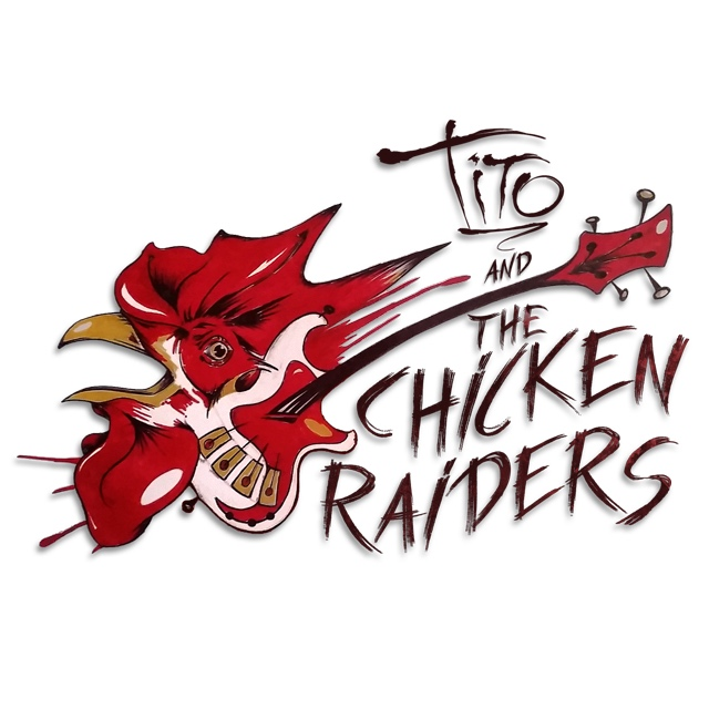 Tito & The Chicken Raiders — February 26, 2015 — Red Light Café, Atlanta, GA