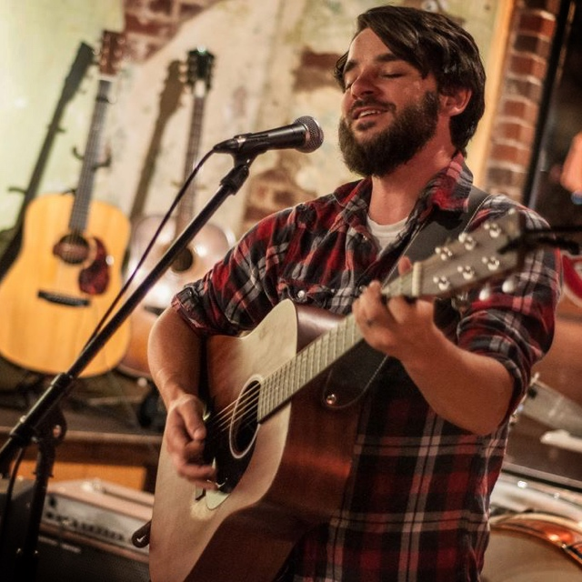 Jason Waller — March 19, 2015 — Red Light Café, Atlanta, GA