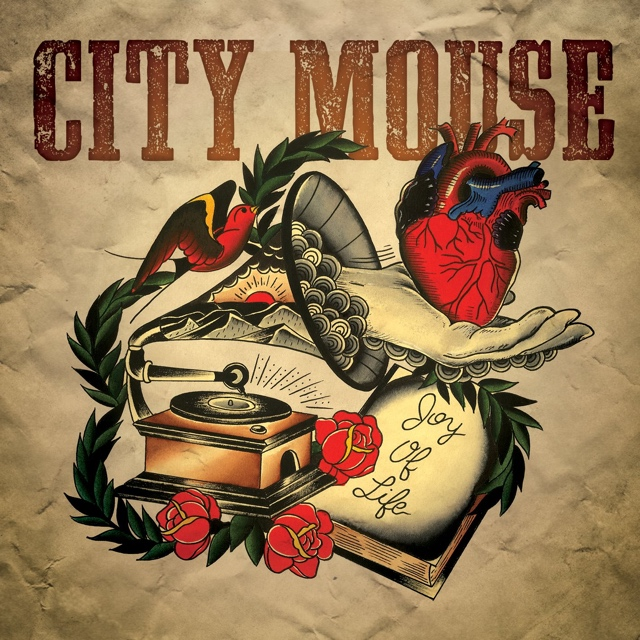 City Mouse — April 12, 2015 — Red Light Café, Atlanta, GA