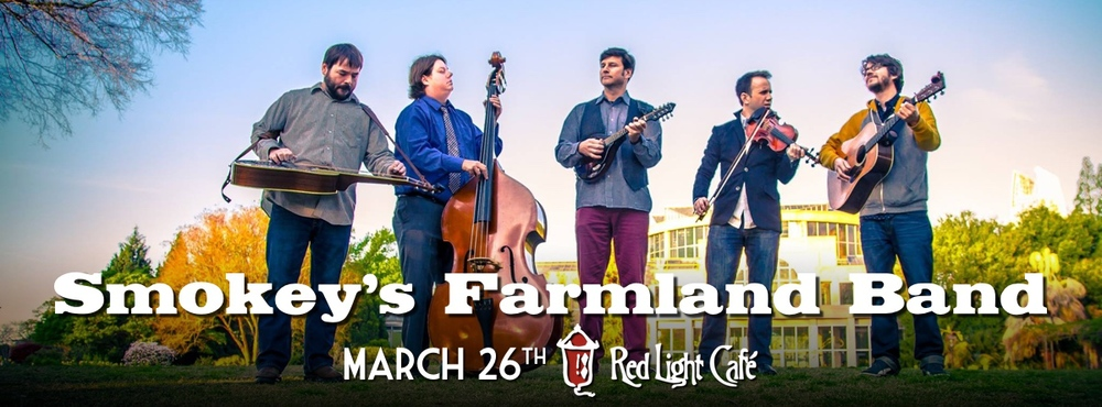 Smokey's Farmland Band — March 26, 2015 — Red Light Café, Atlanta, GA