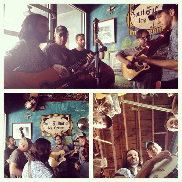 Georgia Mountain String Band — April 23, 2015 — Red Light Café, Atlanta, GA