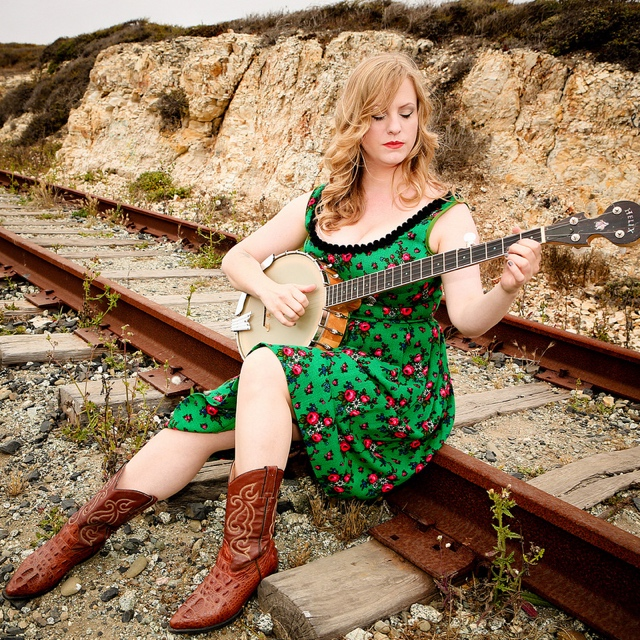 Megan Saunders & The Driftless — May 1, 2015 — Red Light Café, Atlanta, GA