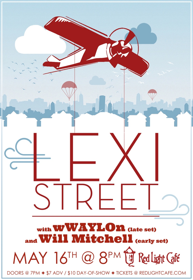 Lexi Street — May 16, 2015 — Red Light Café, Atlanta, GA