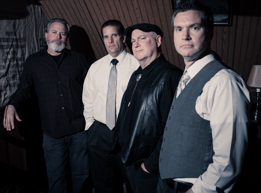 Herbie D & The Dangermen — June 11, 2015 — Red Light Café, Atlanta, GA