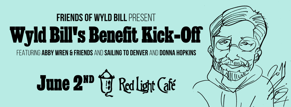 Wyld Bill's Benefit Kick-Off — June 2, 2015 — Red Light Café, Atlanta, GA
