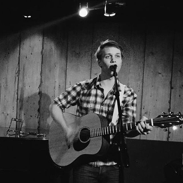 Ryan Langlois — July 18, 2015 — Red Light Café, Atlanta, GA