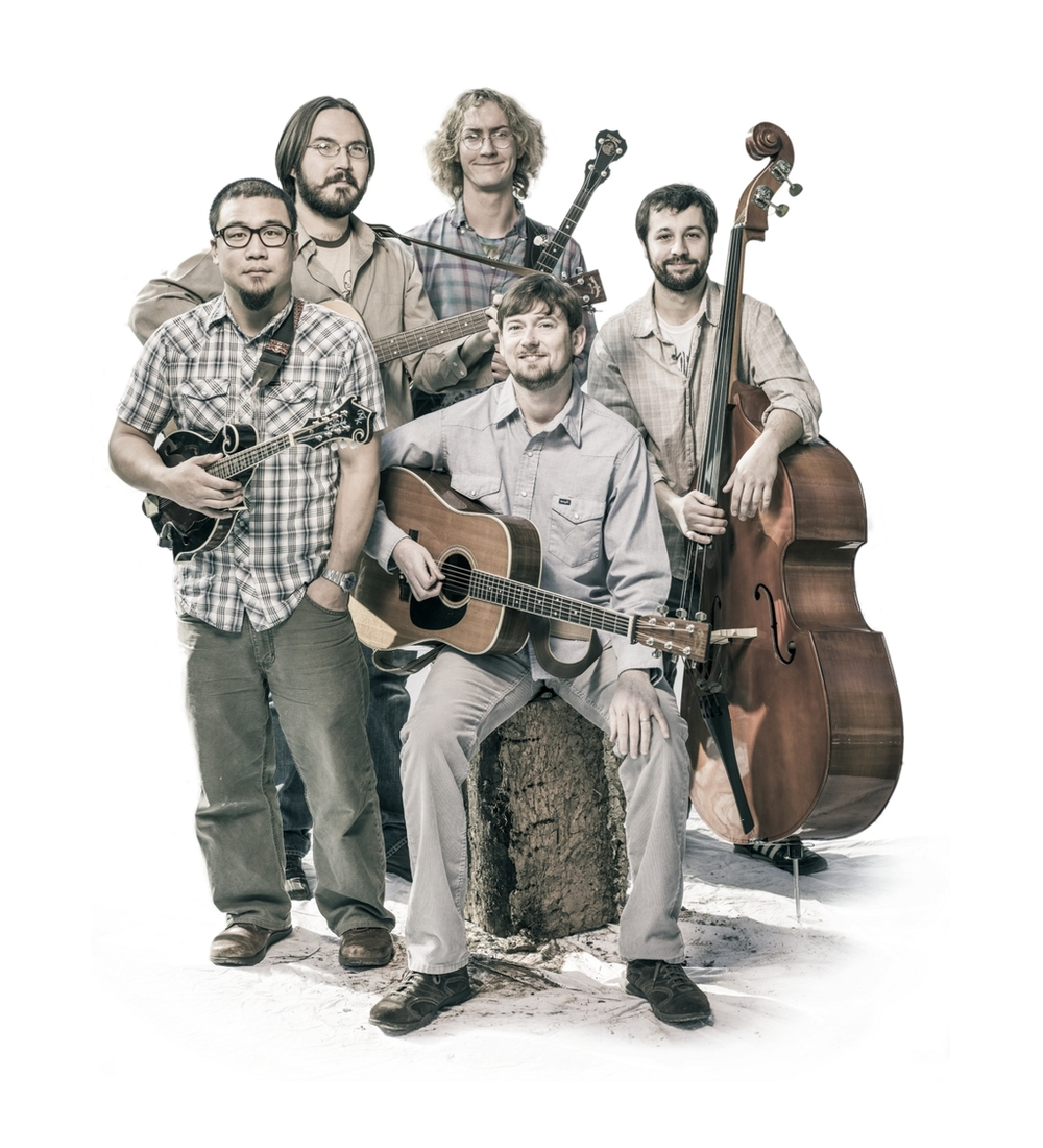 High Strung String Band — July 22, 2015 — Red Light Café, Atlanta, GA