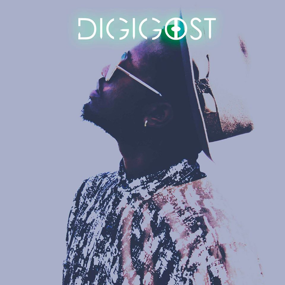 Digigost — August 29, 2015 — Red Light Café, Atlanta, GA