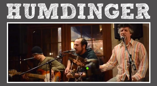 Humdinger — September 4, 2015 — Red Light Café, Atlanta, GA