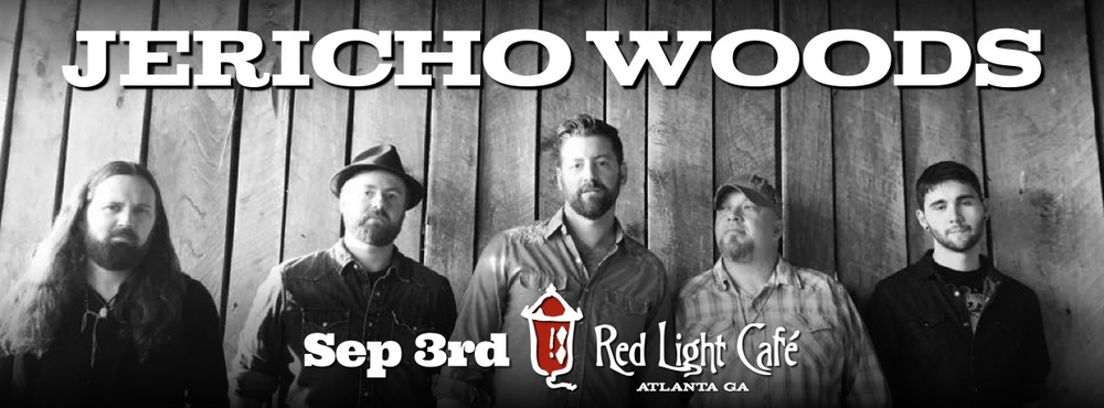 Jericho Woods — September 3, 2015 — Red Light Café, Atlanta, GA