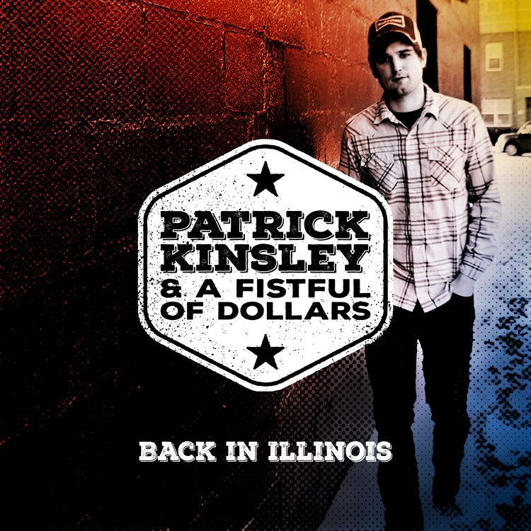Patrick Kinsley & A Fistful of Dollars — October 15, 2015 — Red Light Café, Atlanta, GA