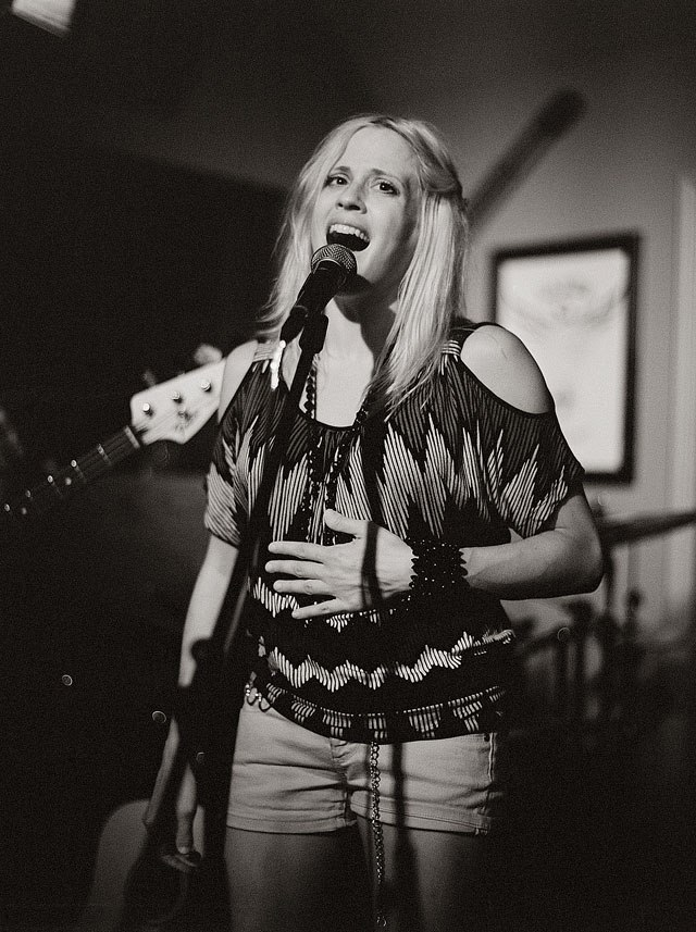 Lindsay Rakers — November 7, 2015 — Red Light Café, Atlanta, GA