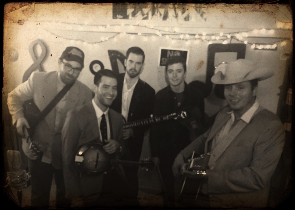 The Bluegrass Playboys — January 21, 2016 — Red Light Café, Atlanta, GA