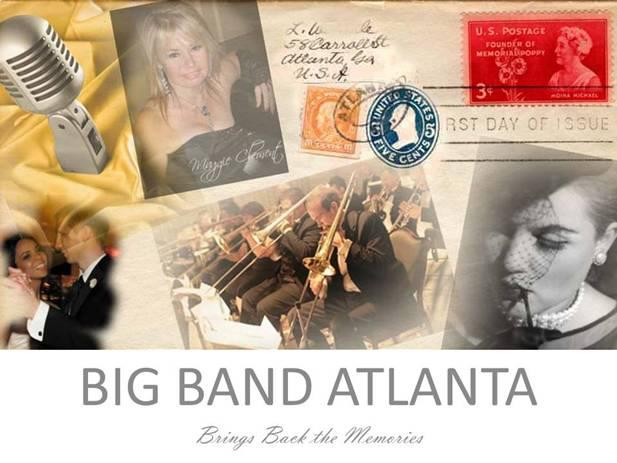 Rick Harris and the 'Little' Big Band Atlanta — January 16, 2016 — Red Light Café, Atlanta, GA