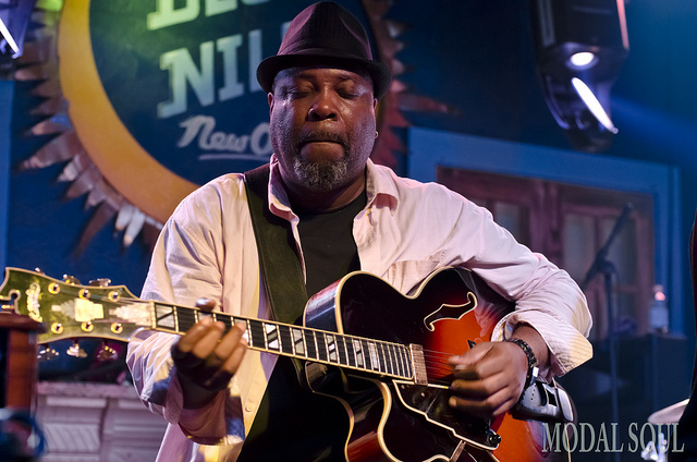 Grant Green Jr. — May 12, 2016 — Red Light Café, Atlanta, GA