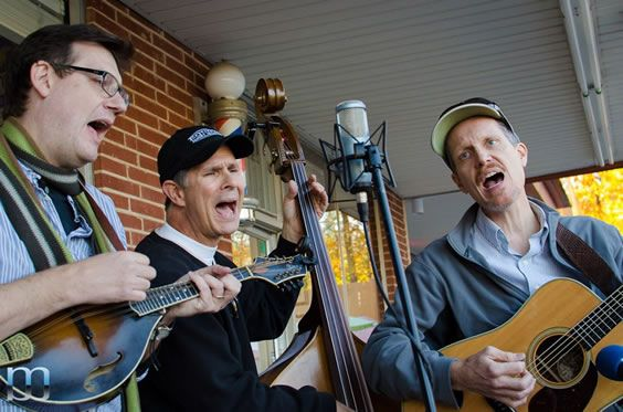 Sweetwater Creek Bluegrass Band — April 2, 2016 — Red Light Café, Atlanta, GA