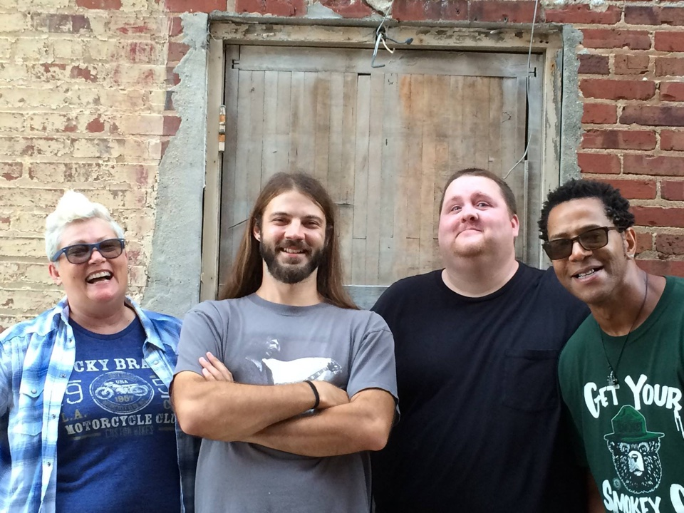Royal Johnson — May 6, 2016 — Red Light Café, Atlanta, GA
