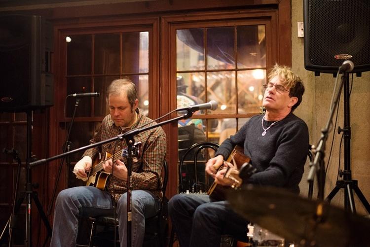 Alex & Todd — April 16, 2016 — Red Light Café, Atlanta, GA
