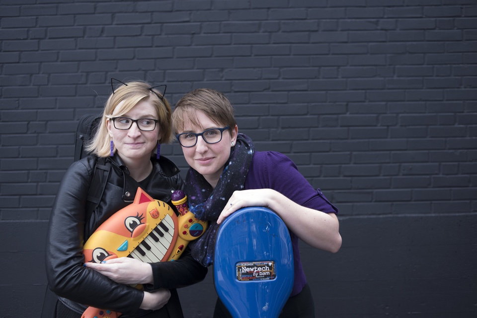The Doubleclicks — July 2, 2016 — Red Light Café, Atlanta, GA