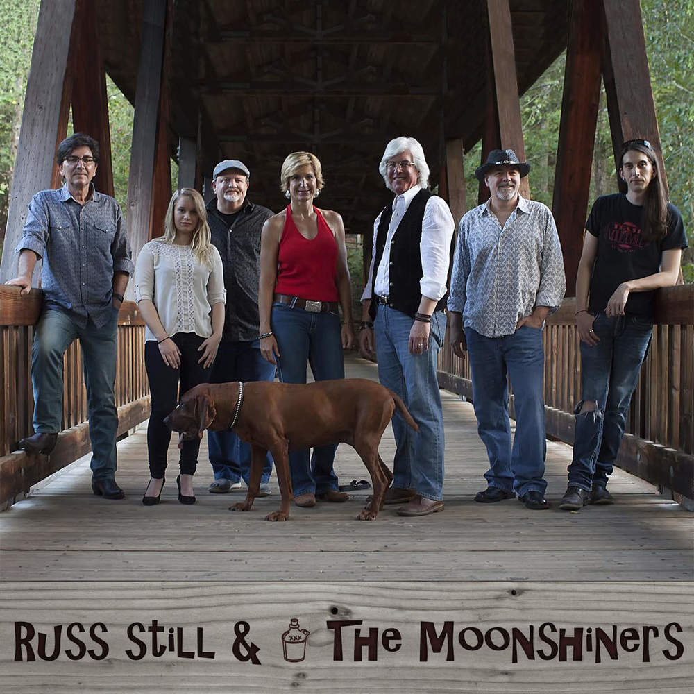 Russ Still & The Moonshiners — May 19, 2016 — Red Light Café, Atlanta, GA