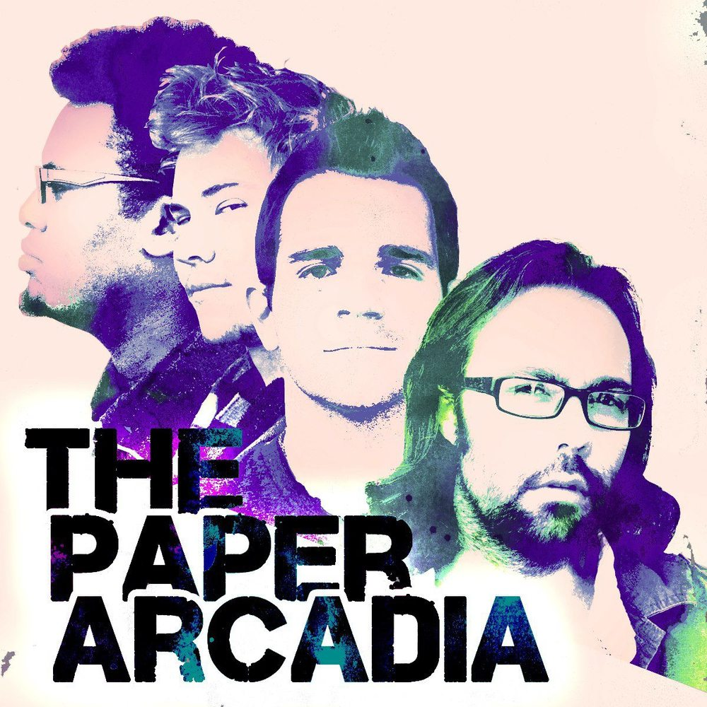 The Paper Arcadia — June 30, 2016 — Red Light Café, Atlanta, GA