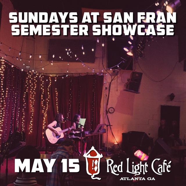 Red Rock Cafe Mic Night Calendar