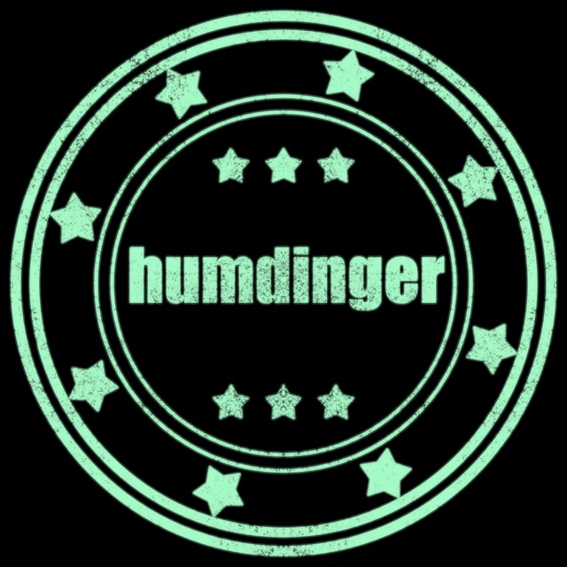 Humdinger — July 22, 2016 — Red Light Café, Atlanta, GA