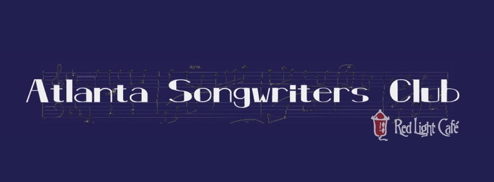 Atlanta Songwriters Club Meet Up — July 25, 2016 — Red Light Café, Atlanta, GA