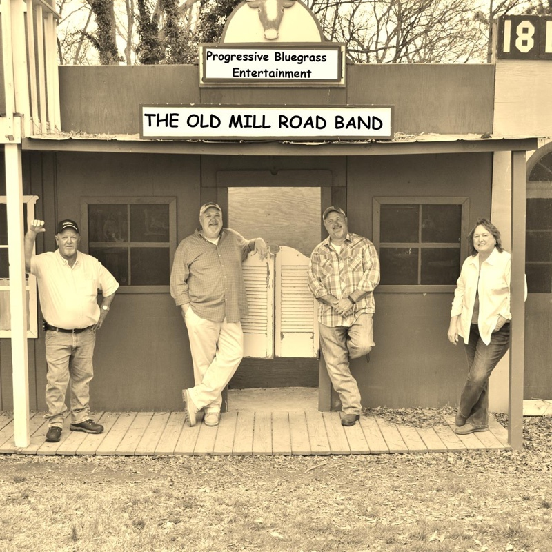 The Old Mill Road Band — June 9, 2016 — Red Light Café, Atlanta, GA