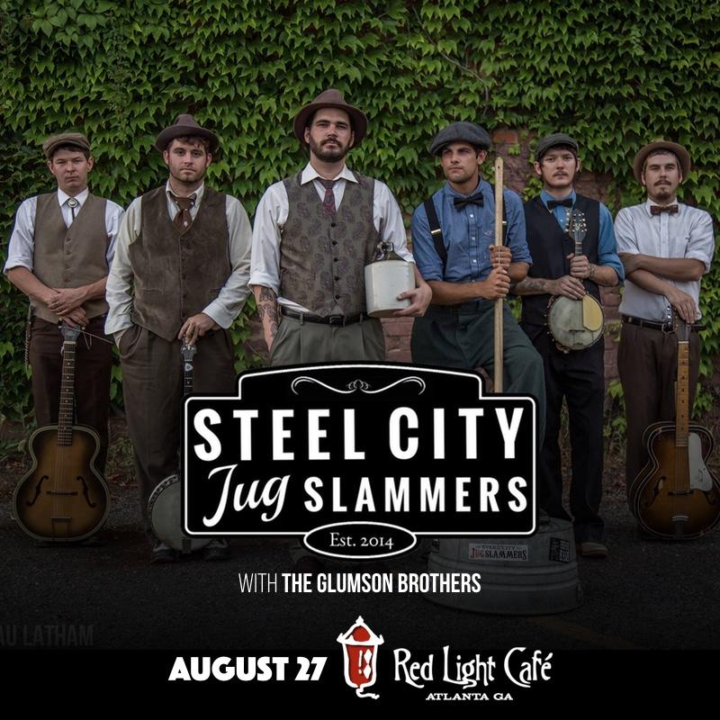 Steel City Slammers Cafe Menu