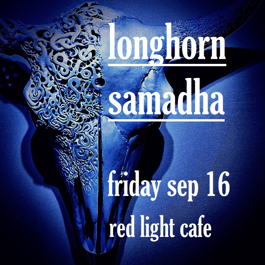 Long Horn w/ Samadha — September 16, 2016 — Red Light Café, Atlanta, GA