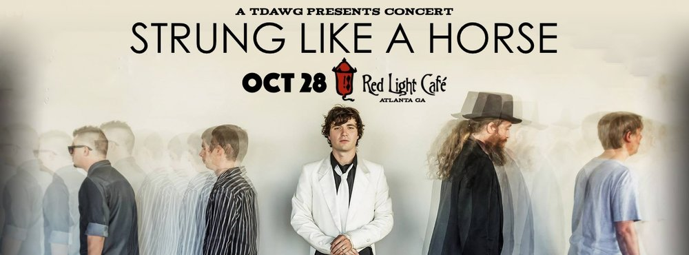 Strung Like A Horse — October 28, 2016 — Red Light Café, Atlanta, GA