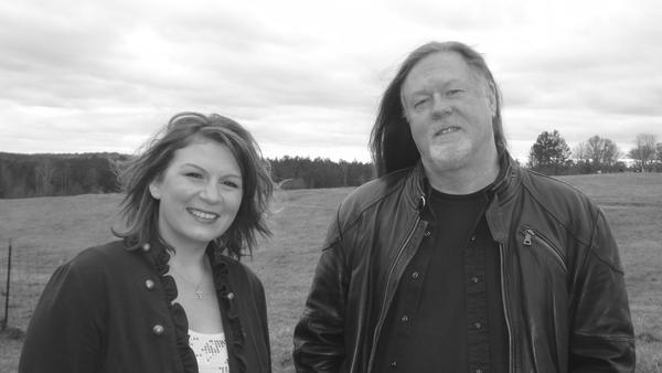 Barry Waldrep & Kelli Johnson — January 14, 2017 — Red Light Café, Atlanta, GA