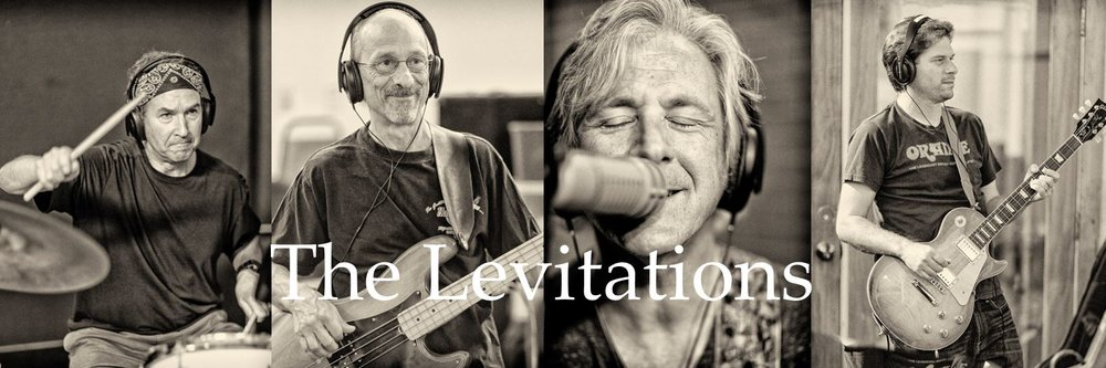 Tony Levitas and The Levitations — March 25, 2017 — Red Light Café, Atlanta, GA