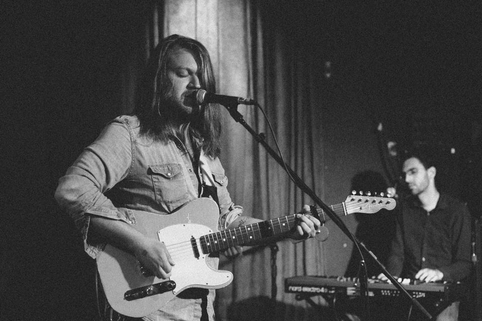 The Singing Butcher — March 28, 2017 — Red Light Café, Atlanta, GA