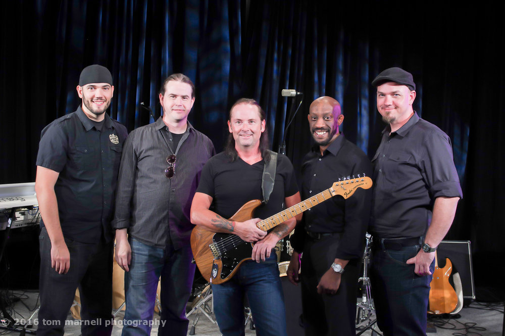 Bill Hart Band — May 26, 2017 — Red Light Café, Atlanta, GA