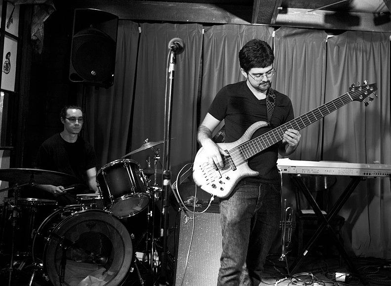 Stephen Cox Electric Trio — June 20, 2017 — Red Light Café, Atlanta, GA