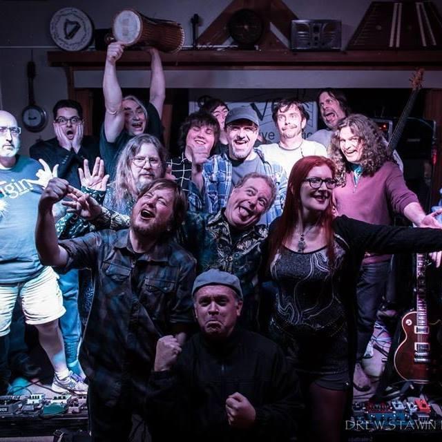 Mark Michelson & Friends — September 9, 2017 — Red Light Café, Atlanta, GA