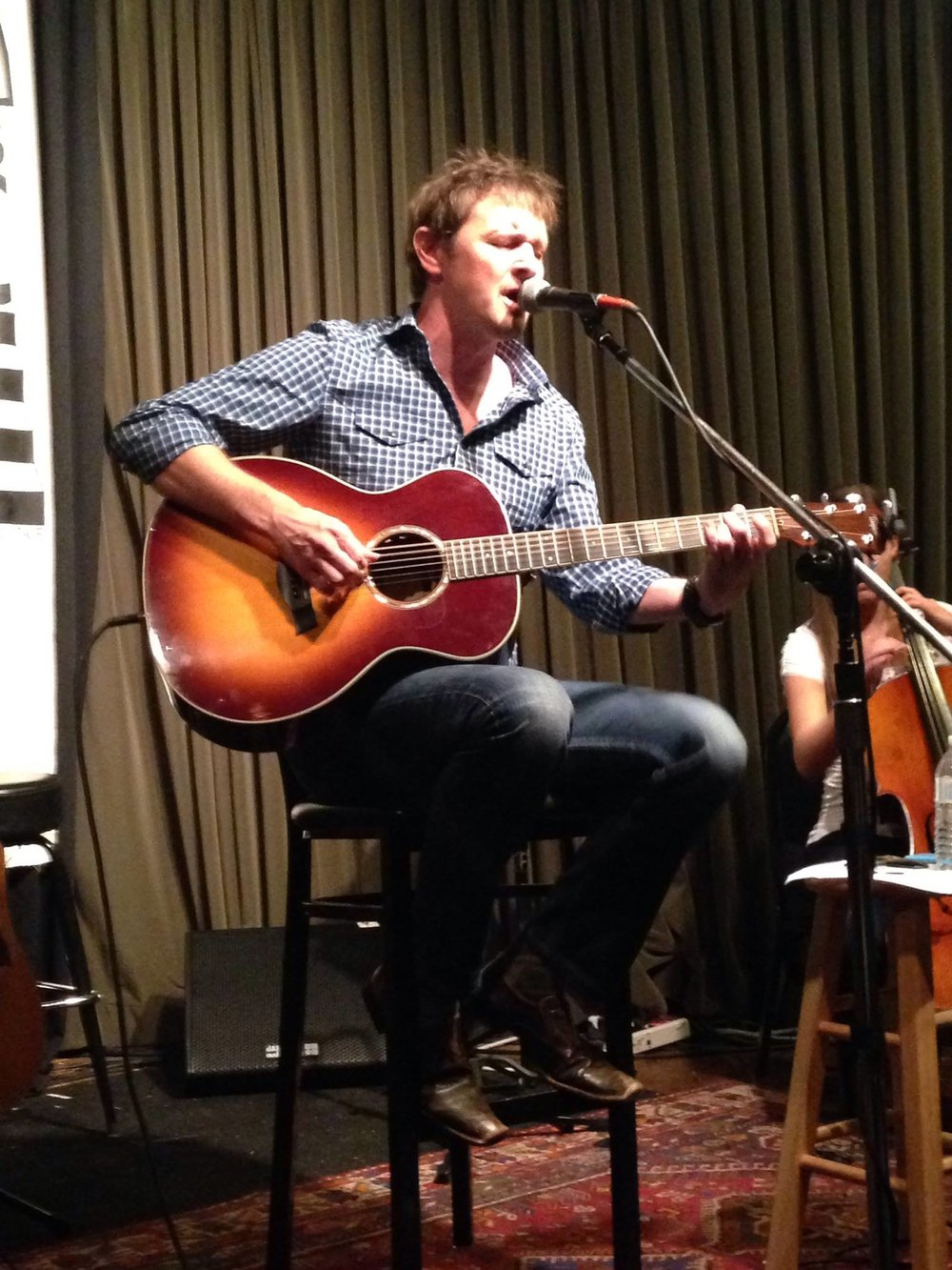 Mark Miller — September 30, 2017 — Red Light Café, Atlanta, GA